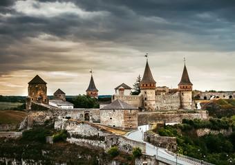 Kamenetz-Podolsky fortress Fototapete