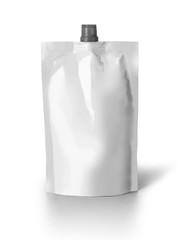Blank spout pouch