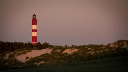 Insel Amrum Leuchtturm