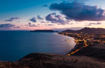 Porto Santo Sunset