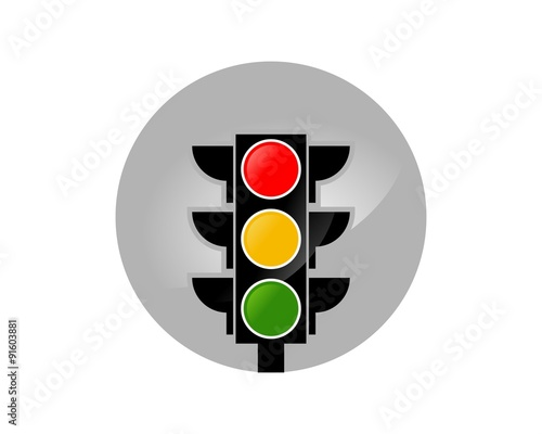 Traffic lights vector template stock image and royalty free vector traffic lights vector template maxwellsz