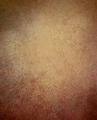 brown background with vintage texture, distressed faded and stained borders