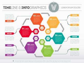 Web Template for circle diagram or presentation. Business concep