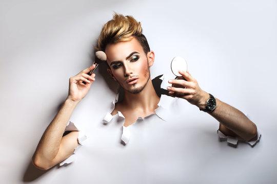 Model gay boy Our Picks