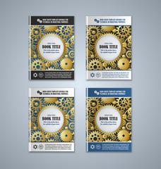 Brochure cover templates