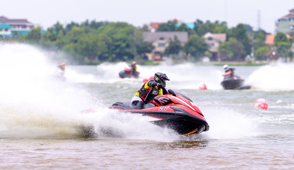 Photo Blinds Water Motor sports Jetski Northeastern Thailand Championship 2015