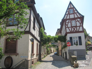 Fachwerk in Oppenheim