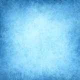 blue background with yellow green grunge border design, cool fresh