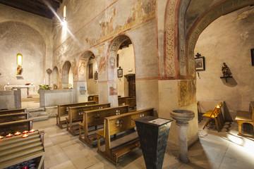 Santuario di Muggia Vecchia.