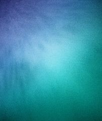 abstract blue background with vintage grunge background texture