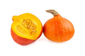 pumpkins red hokkaido