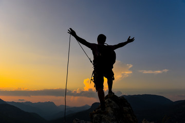 iple tırmanış başarısı
