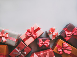 Many gifts.