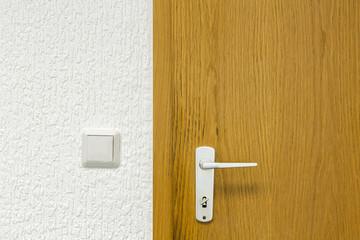 Tür Holz Eingang