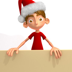 Ronnie Santa Claus