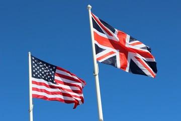 Couleurs britanniques et américaines