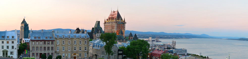 Fototapete - Quebec City