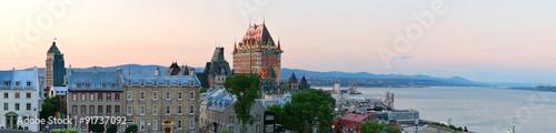 Wall mural Quebec City