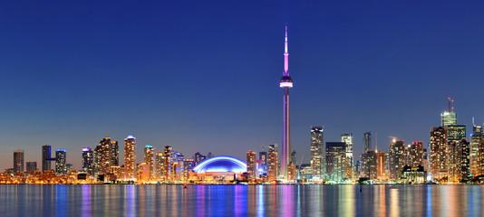 Fototapete - Toronto cityscape