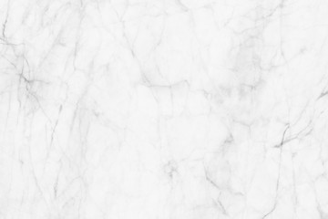 White marble patterned texture background. marble of Thailand, abstract natural marble black and white (gray) for design.