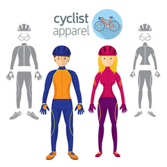 Cyclist Apparel, Clothing