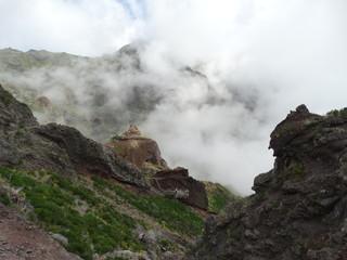 Madera - góry