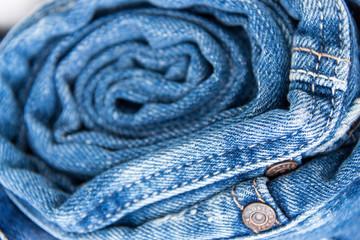 jeans closeup detail different