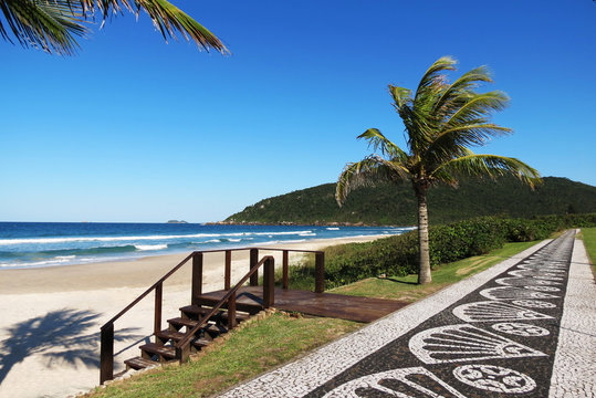 Praia Brava - Florianópolis, Santa Catarina - Brasil