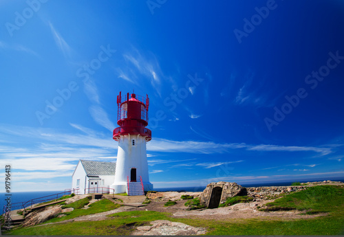 Fototapete Lindesnes lighthouse