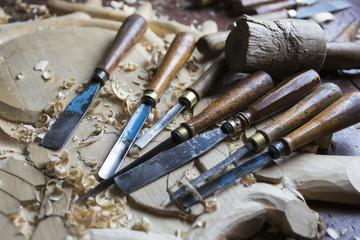 Wood working tools