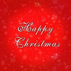 Christmas illustration card