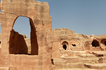 Ancient City of Dara, Mardin.