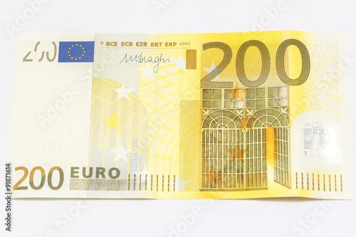 200 euro schein stockfotos und lizenzfreie bilder auf bild 91871614. Black Bedroom Furniture Sets. Home Design Ideas