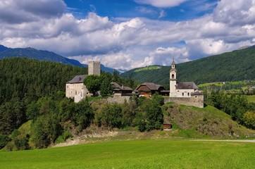 Bruneck Lamprechtsburg - Bruneck castle Lamprechtsburg 01