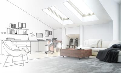 Modern Apartment Decor (project)