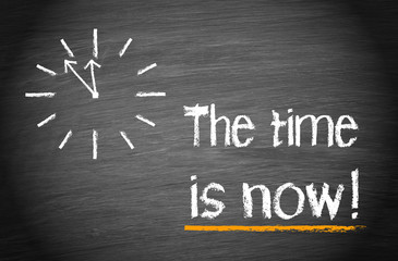 The Time is now - Motivation and Deadline