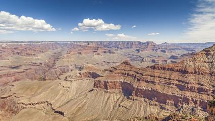 Panoramic picture of Grand Canyon, Arizona, USA.