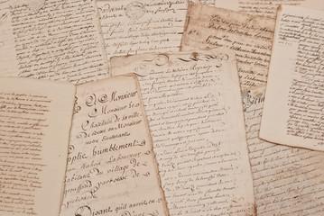 Antichi documenti manoscritti