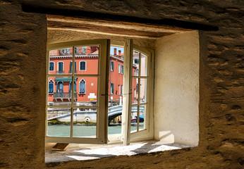 Finestra a Murano
