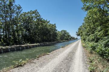 Ruta del canal de urgell