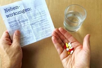 Medikamenten-Nebenwirkungen
