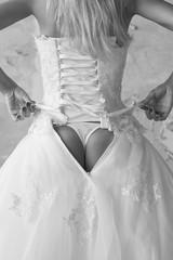 Sexy bride a