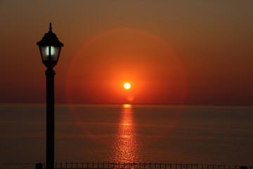 Lamba ve güneş