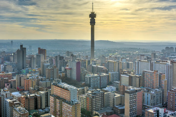 Hillbrow Tower - Johannesburg, South Africa