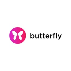BUtterfly Vector Template