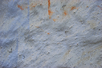 Photo of the old textures blue