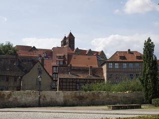 Quedlinburg - Skyline