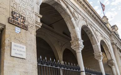 Old Jerez de la Frontera City Hall, Spain