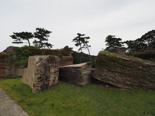 友ヶ島 第二砲台跡