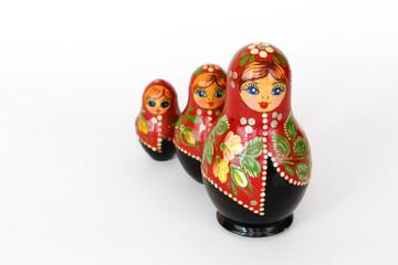Russian Nesting Dolls,Matryoshka